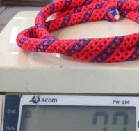 Вес верёвок